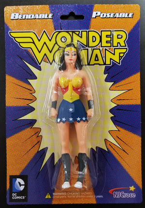 Wonder Woman Bendable Figure