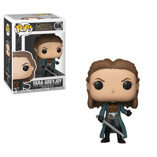 Funko Pop Vinyl Figurine Yara Greyjoy #66 - Game of Thrones