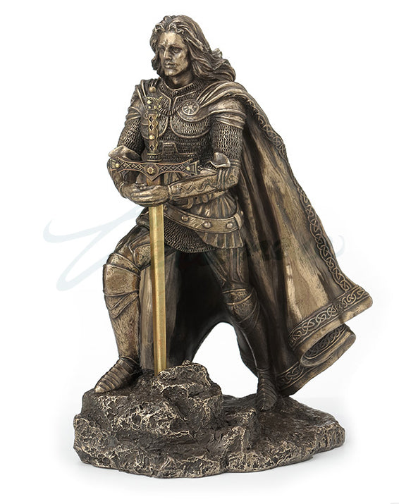 King Arthur and The Sword in the Stone (Letter Opener) Figurine
