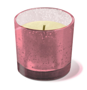 Love Is All You Need Heart Candle