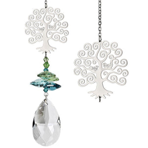 Tree of Life ~ Crystal Fantasy Suncatcher