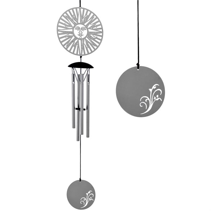 Sun Flourish Wind Chime ~ Woodstock Wind Chimes