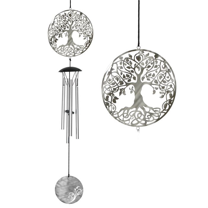 Tree of Life Flourish Wind Chime ~ Woodstock Wind Chimes