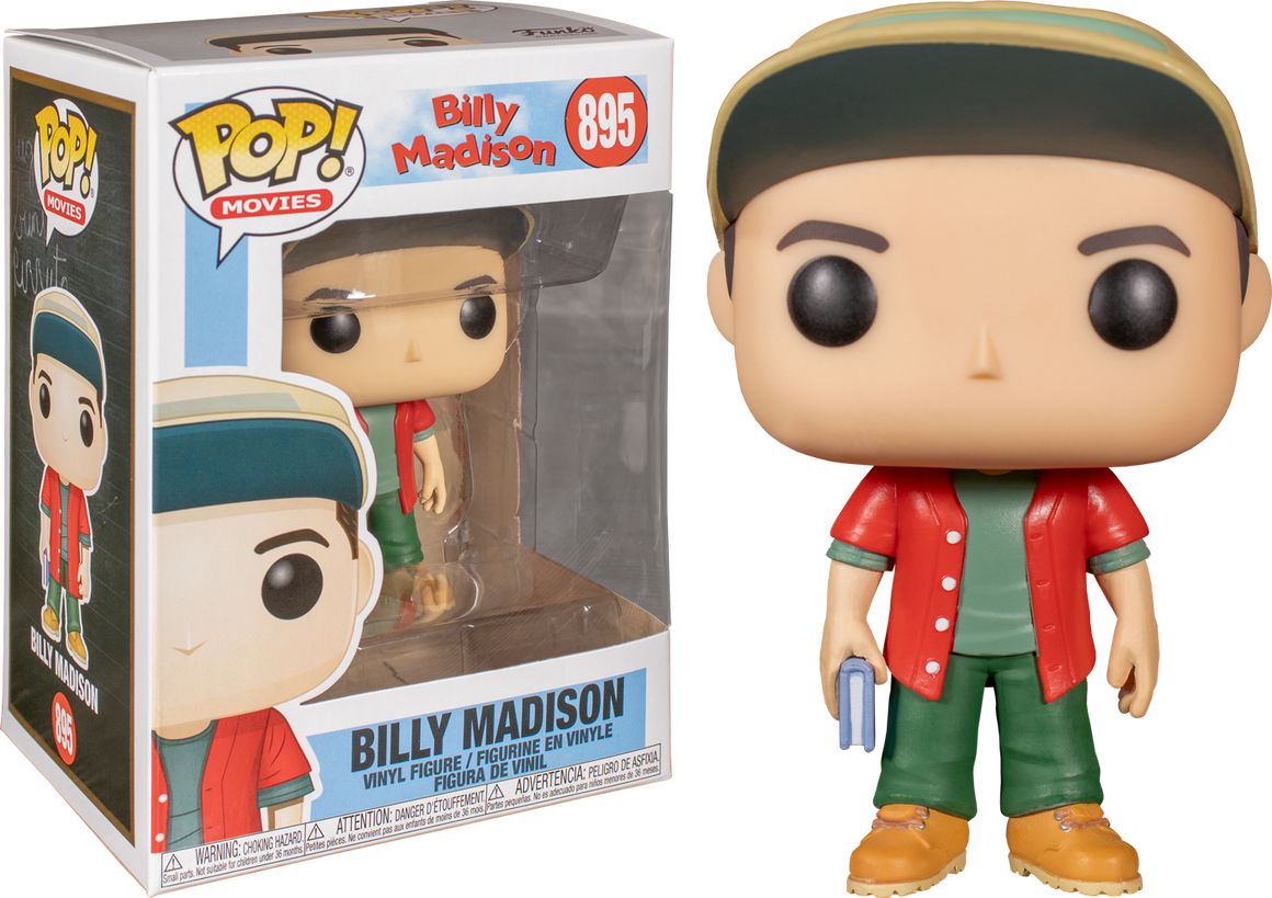Funko Pop Vinyl Figurine Billy Madison #895 - Billy Madison