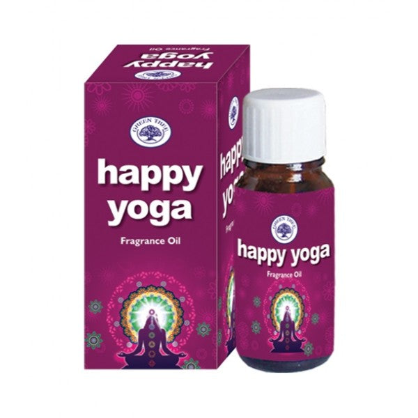 Happy Yoga Fragrance Oil ~ Green Tree Fragrance Oil (10 ml)