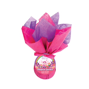 Magical Garden Chill Pill ~ Color-Changing Bath Fizzies