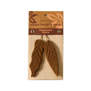 Smudging Leaf Incense - Frankincense