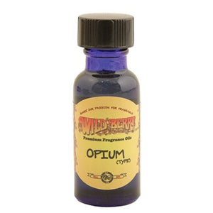 Opium (type) Oil ~ Premium Fragrance Oil from Wild Berry (0.5 oz)