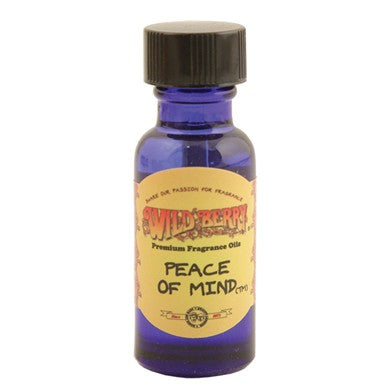 Peace of Mind Oil ~ Premium Fragrance Oil from Wild Berry (0.5 oz)