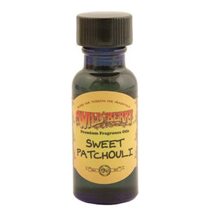 Sweet Patchouli Oil ~ Premium Fragrance Oil from Wild Berry (0.5 oz)