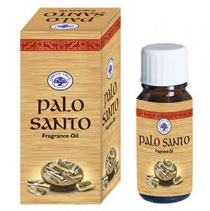 Palo Santo Fragrance Oil ~ Green Tree Fragrance Oil (10 ml)