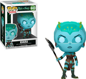 Funko Pop Vinyl Figurine Kiara 443 - Rick and Morty