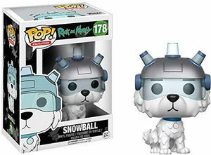 Funko Pop Vinyl Figurine Snowball 178 - Rick and Morty
