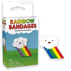 Happy Rainbow Bandages