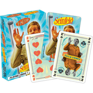 Seinfeld Festivus set of Playing Cards