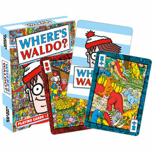 Where's Waldo set of Playing Cards