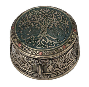 World Tree of Life Trinket Box