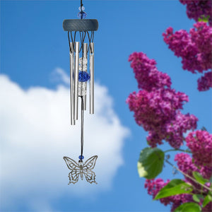 Butterfly Fantasy Wind Chime ~ Woodstock Wind Chimes