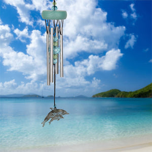 Dolphin Fantasy Wind Chime ~ Woodstock Wind Chimes