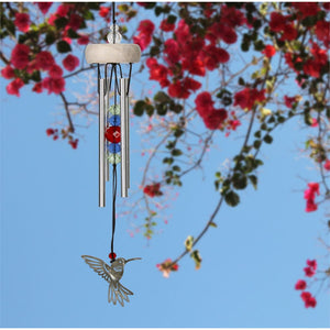 Hummingbird Fantasy Wind Chime ~ Woodstock Wind Chimes