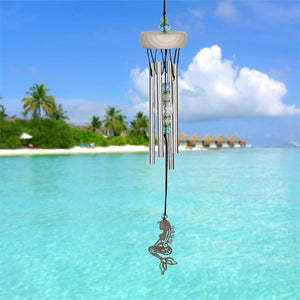 Mermaid Fantasy Wind Chime ~ Woodstock Wind Chimes