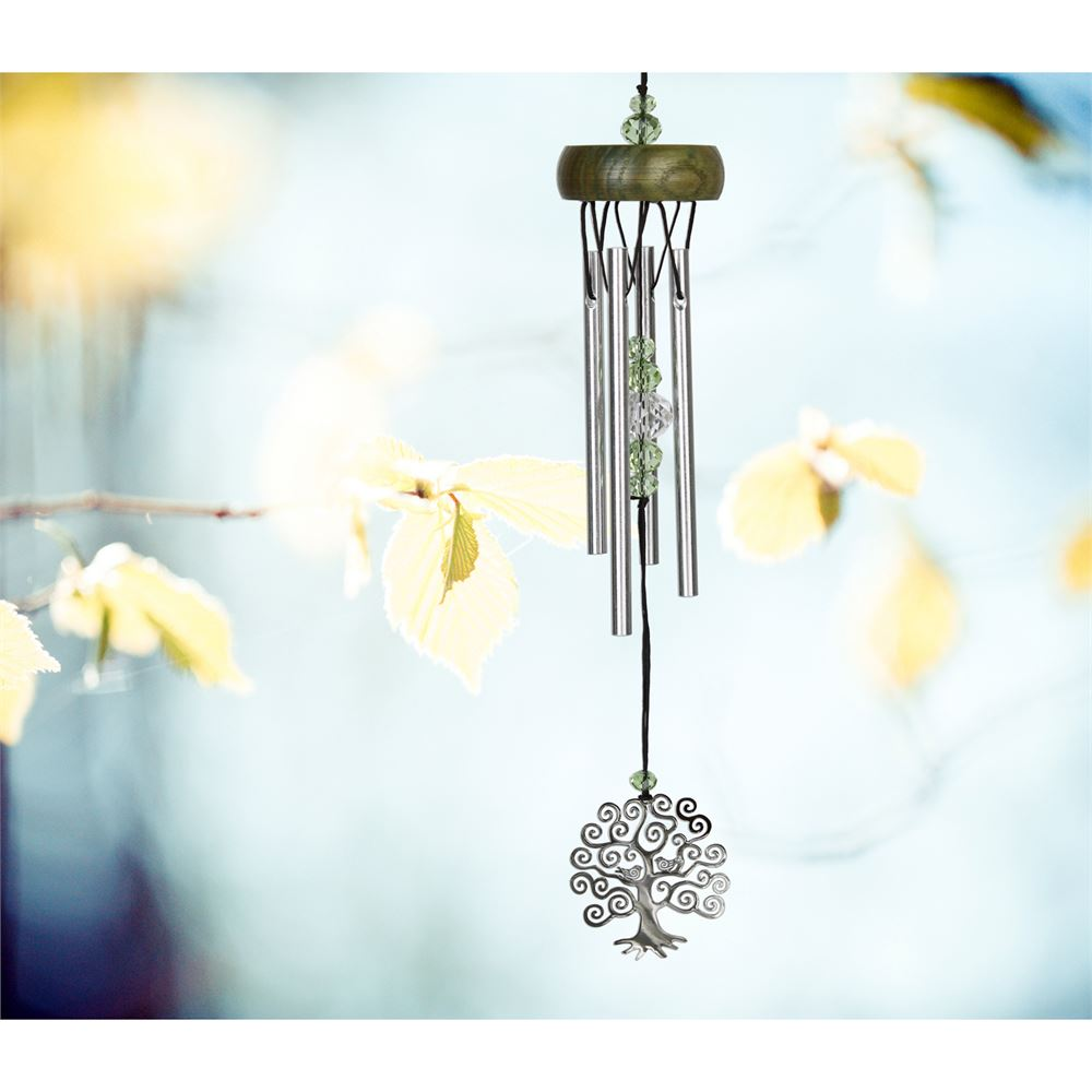 Tree of Life Fantasy Wind Chime ~ Woodstock Wind Chimes
