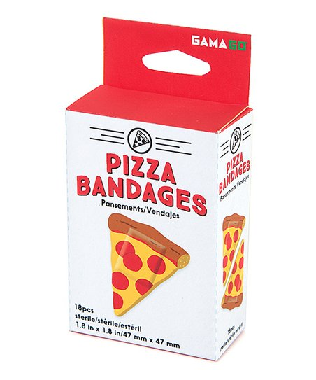 Pizza Bandages