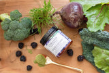 EARTHY GREENS Organic Green Superfoods.   Cleanse & Nourish