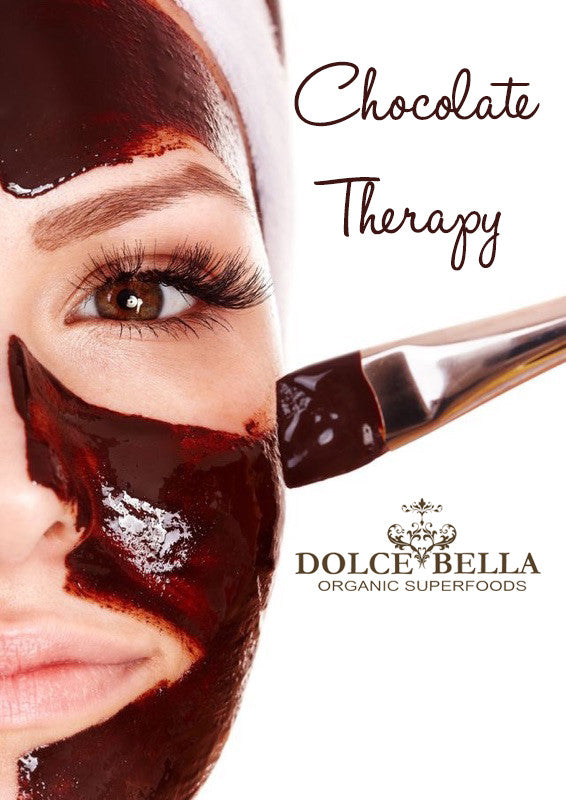 Facial Mask Chocolate – Dolce Bella Superfoods
