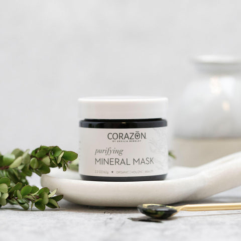 MINERAL MASK Purifying