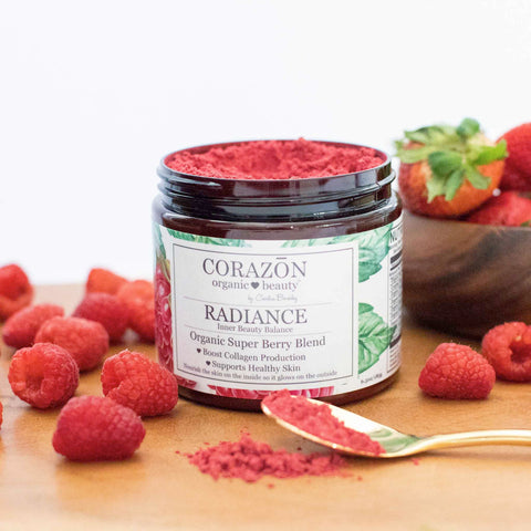 Radiance Organic Super Berry Blend