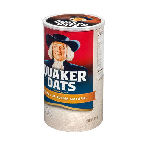 Avena Quaker Oats Natural 1.19K - ZK