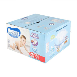 Pañales Etapa 3 Huggies Niño UltraConfort 90P - ZK