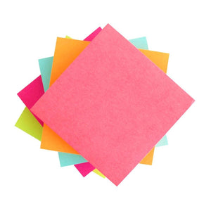 Notas Adheribles Post-It 3M 10P/100H - ZK