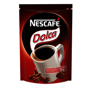 Media Caja Cafe Dolca Doy Pack 22G/10P