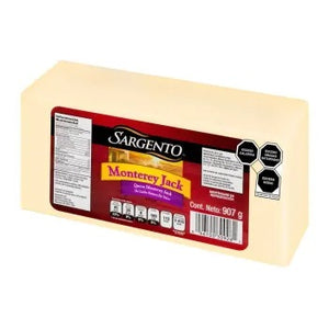 Queso Monterey Jack Sargento 907G - ZK