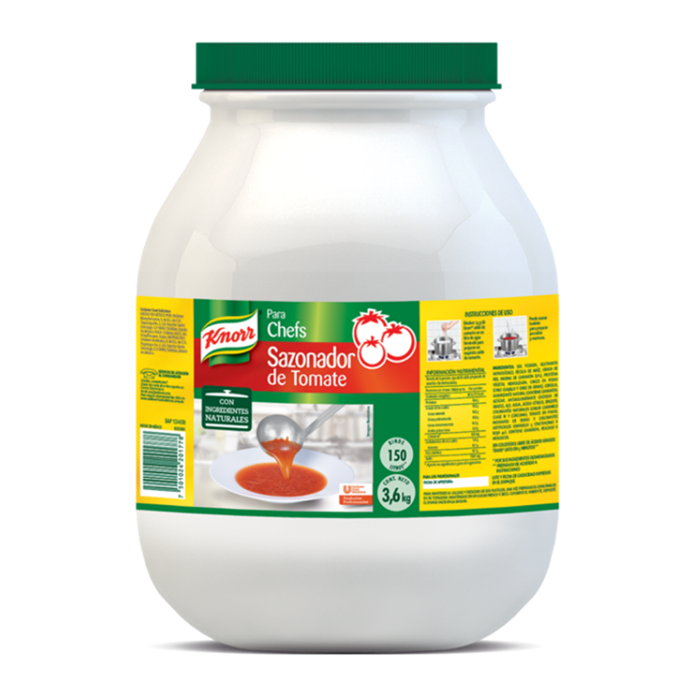 Knorr Tomate 3600G