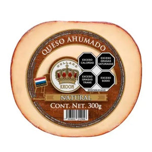 Queso Ahumado Holland Kroon 300G - ZK
