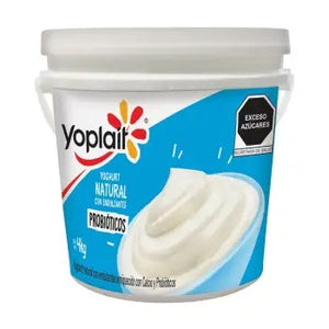 Yogurt Batido Yoplait Natural 4K - ZK