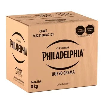 Queso Philadelphia Philly Natura 8K - ZK