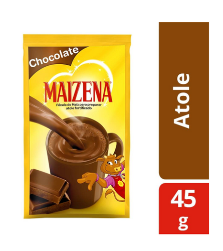Exhibidor Maizena Chocolate 47G/24P