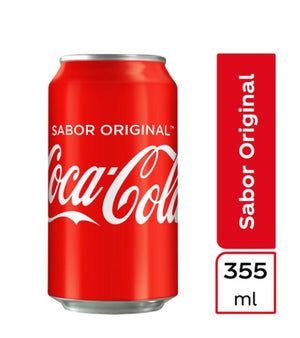 Caja Refresco Coca Cola lean 355M/12P