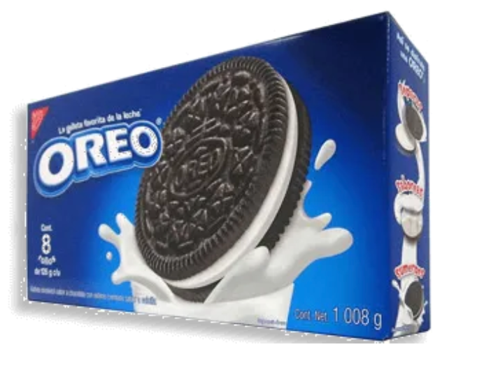Galleta Oreo Sabor Chocolate 114G/21P - KOZ