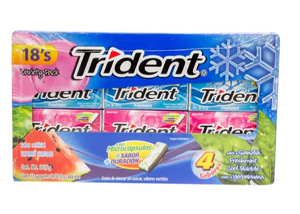 Chicles sabores surtidos Trident 12P - KOZ