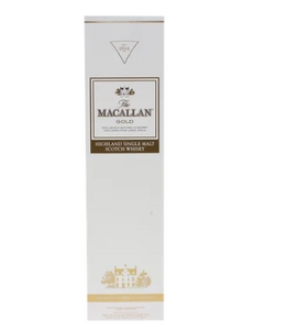 Whisky Escoces 700M Macallan Gold - KOZ