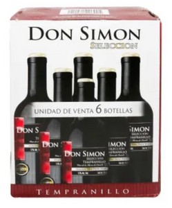 Vino Tinto Don Simon 750M - ZK