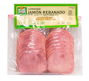 Jamon Jones Dairy Farm Rebanado 680.4G - KOZ