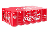Refresco Coca-Cola con 24 piezas de 235 ml - Coca Cola ZK