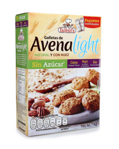 Galleta de avena light sin azucar 250G - KOZ