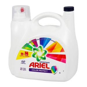 Detergente Líquido Ariel Total Color Care 5.9L - ZK